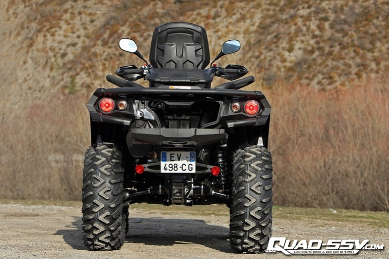 ESSAI / Can-Am Outlander Max XT-P 1000 ABS